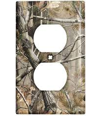 Shop Realtree Ap Camo Duplex Receptacle Wall Plate By Realtree Outfitters
