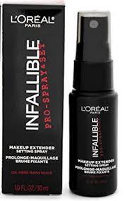 set makeup extender setting spray