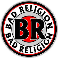 Amazon Com Bad Religion Vynil Car Sticker Decal Select Size Arts Crafts Sewing