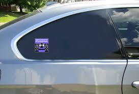 Keep The Music Pumping Dj Square Decal U S Custom Stickers