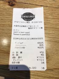 コーヒー350円 タルト400円 大体こんな感じの価