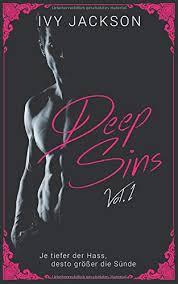 Deep Sins - Vol. 1 (German Edition): Jackson, Ivy: 9781091865013 ...