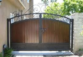 The Best Driveway Gate Ideas And Inspiration That You Ll Love