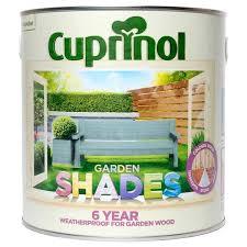 cuprinol garden shades paint for sheds