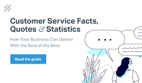 customer service stats and facts you can t afford to ignore
