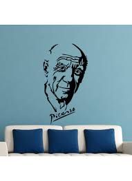 Picasso Wall Decal Kakshyaachitra 2752838