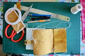 diy handmade leather craft tools and