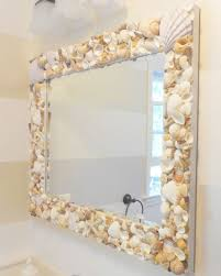 diy bathroom mirror frame ideas large