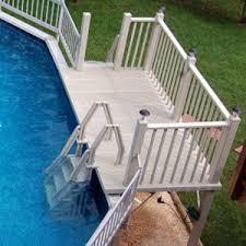 Above Ground Pool Decks Niagara Pool Spa