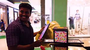 surprise in chennai vr mall surprise