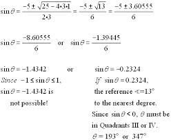 trigonometric equations more methods
