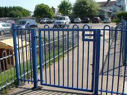 Bow Top Fencing Gate With Double Single And Contiguous Gates Available To Order