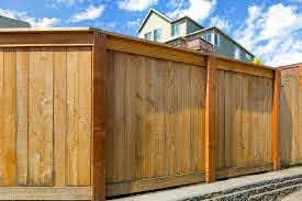 How To Raise A Fence Line For Privacy Home Guides Sf Gate