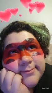 ladybug makeup saubhaya makeup