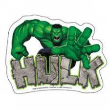 The Hulk Stickers Decals Bumper Stickers