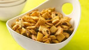 honey nut raisin chex mix recipe