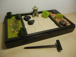 3 in 1 medium zen garden includes by