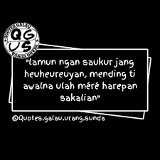 quotes galau urang sunda quotes galau urang sunda de instagram