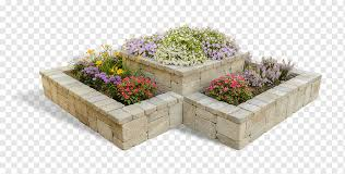 flower garden flowerpot raised bed