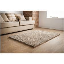 chunky knit rug 100 x 150cm home
