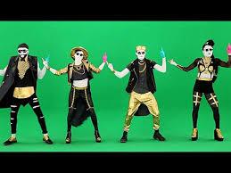 just dance 2017 real dancers behind