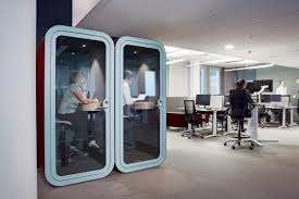 framery pods provide a solution to the