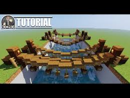 Rope Bridges Schematic Minecraft Map