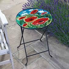 extra large poppy table