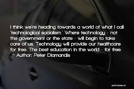 top quotes sayings about technological education