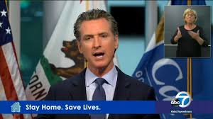 Governor Gavin Newsom says schools may ...
