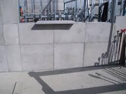 steel frame walls with foam concrete
