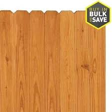 Severe Weather Actual 6 Ft X 8 Ft Pressure Treated Southern Yellow Pine Dog Ear Wood Fence Panel Lowes Com 1000 In 2020 Wood Fence Fence Panels Cheap Wood Fencing
