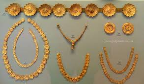 ancient greek gold jewelry