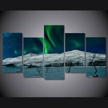 lighted pictures wall decor canada