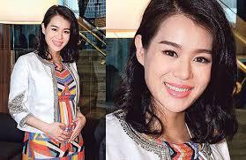 Myolie Wu Still Maintains Figure, 5-Months Pregnant | Dramasian: Asian  Entertainment News