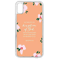 iphone x case iphone x christian quotes case bible verse songs