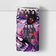 Descendants 3 Wickedly Fabulous Twin Comforter