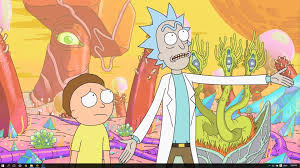 rick and morty theme for windows 10 8 7