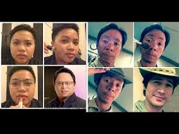 makeup transformations meme pinoy
