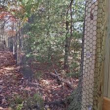 Metal Deer Fence Deerbusters Canada