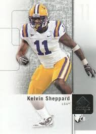 2011 SP Authentic Football #32 Kelvin Sheppard LSU Tigers | eBay