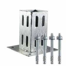 Fence Post Supports And Free Bolts Diy4u