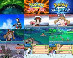 Pokémon Rutile Ruby and Star Sapphire 2.0 (OR/AS ROMhack ...