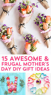 frugal mother s day gift ideas