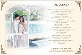 plantation bay resort and spa wedding
