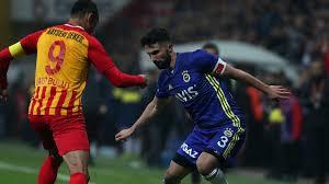 Kayserispor Fenerbahçe saat kaçta, hangi kanalda? Fenerbahçe'de ...