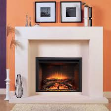 albany marble fireplace mantel