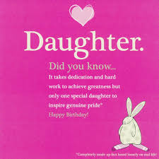 sweet th birthday daughter quotes quotesgram