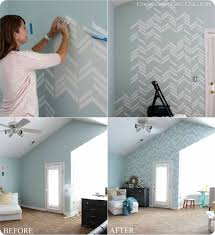 Master Bedroom Details How To Make A Herringbone Wall Herringbone Wall Wall Decor Bedroom Wood Bedroom