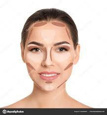 contour makeup face map saubhaya makeup